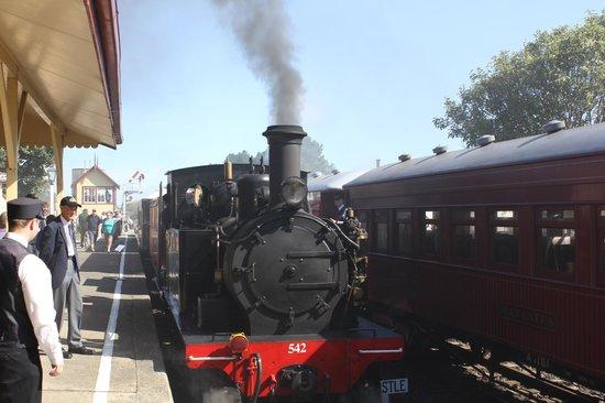 Glenrbrook Vintage Railway: Glenbrook Vintage Railway