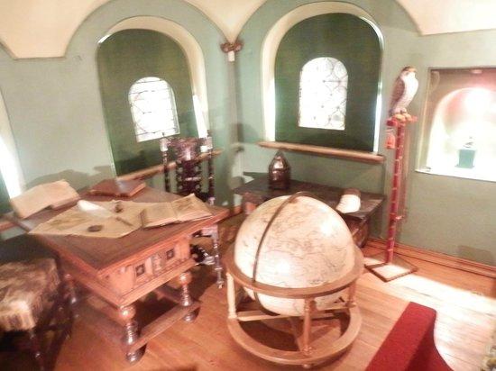 Chambers of The Romanov Boyars: Bureau Romanov Boyars