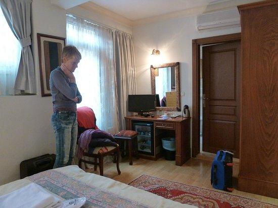 Hotel Djem: even wennen aan de cultuur en hektiek