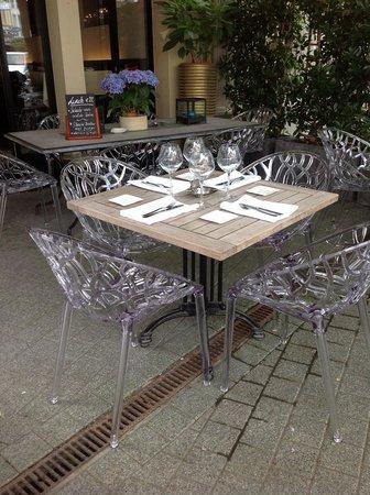 Restaurant Bellagio: Gezellig genieten op het terras hartje hasselt