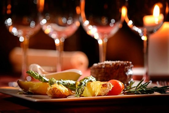 Modigliani Italian Restaurant: Steak at the Modigliani - pasta e carne