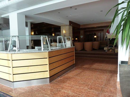 Hotel Sonnblick : Le goûter