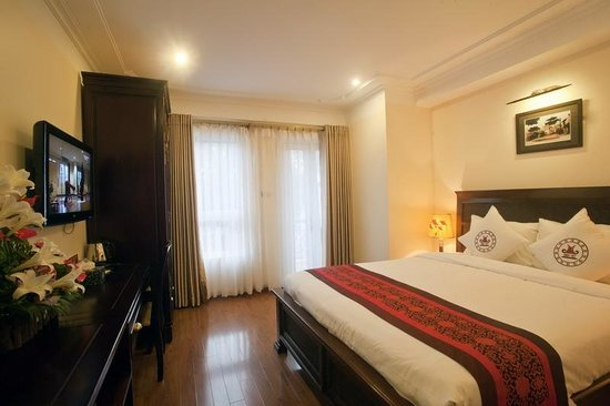 Classic Street Hotel : deluxe bancony room
