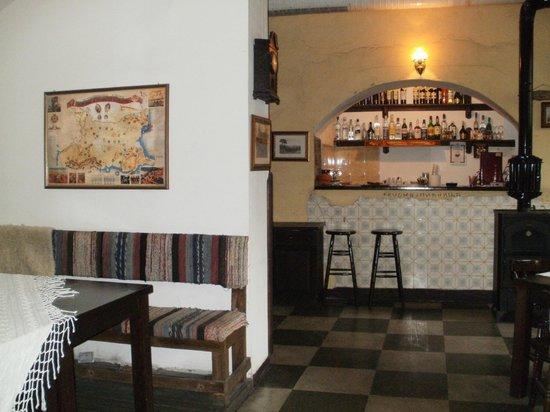 Pallatium Hotel - Manastira : Restaurant