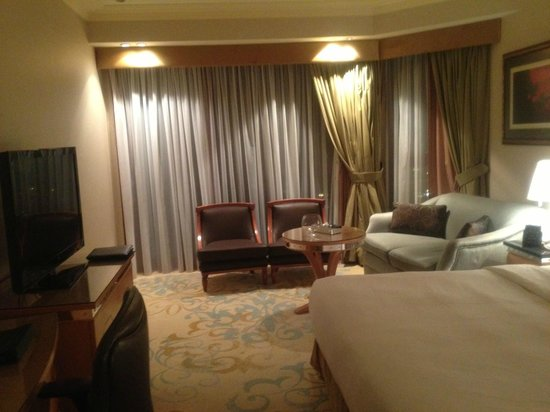 Jeddah Hilton : King executive room