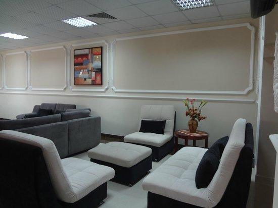 Salalah Plaza Hotel: Plaza Coffee Shop