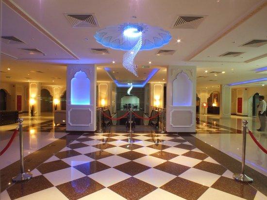 Salalah Plaza Hotel: Hotel Lobby