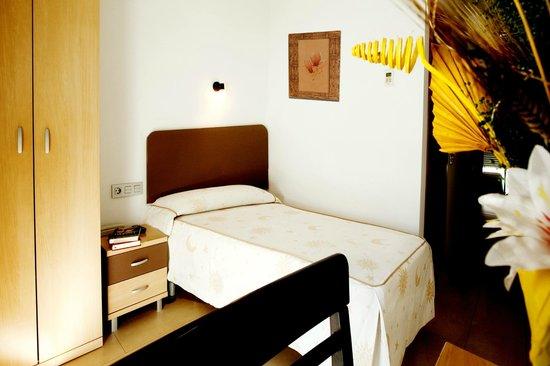 Hostal San Marcos: habitacion simple
