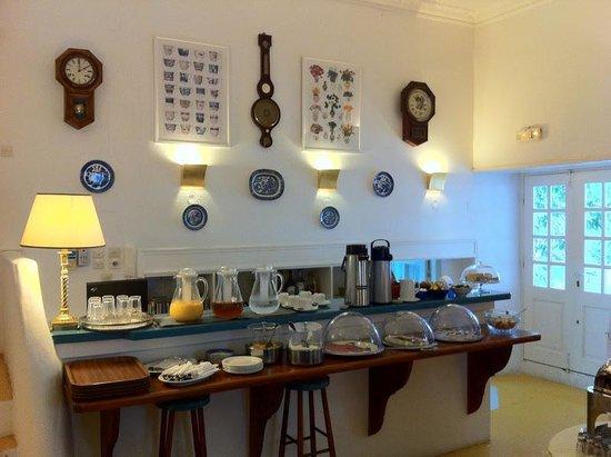 Orloff Boutique Hotel: Breakfast