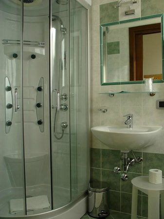 Albergo La Pieve: bagno