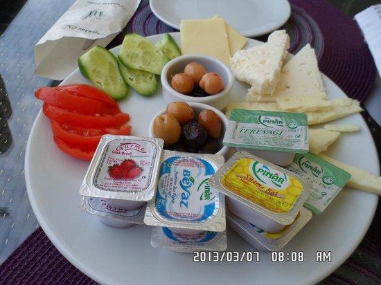 Ada Sahil Hotel : Breakfast