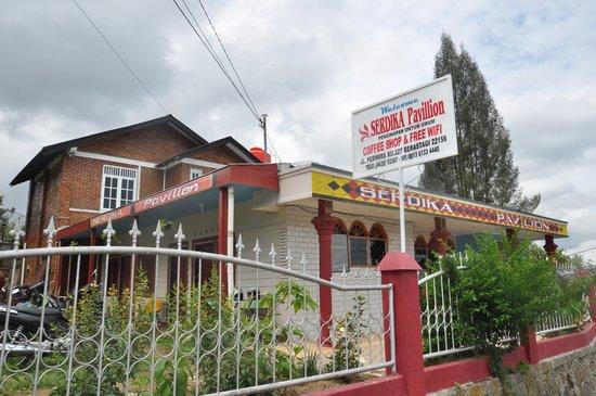 Serdika Pavilion