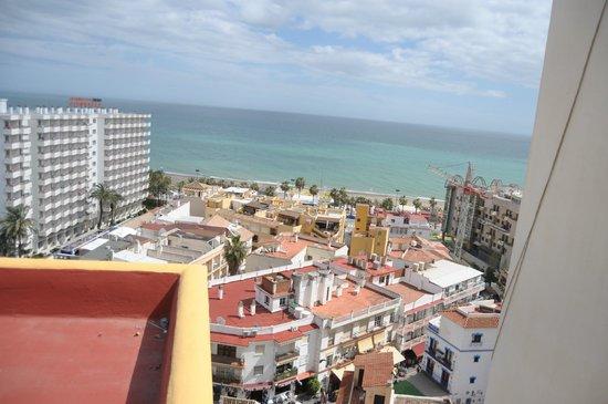 Apartamentos La Nogalera: view from balkony