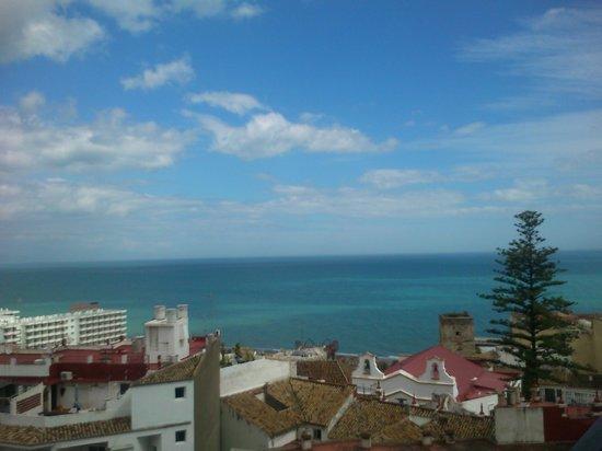 Apartamentos La Nogalera: view