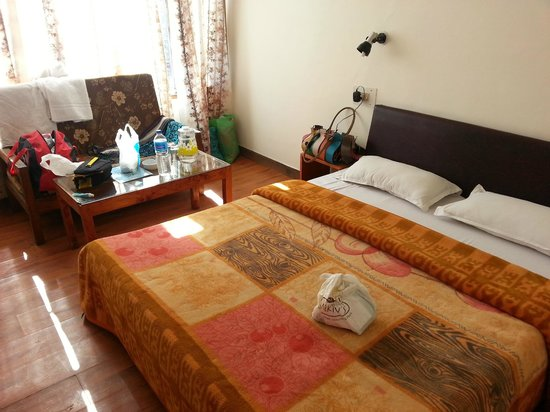 Tourist Hotel: One of the room
