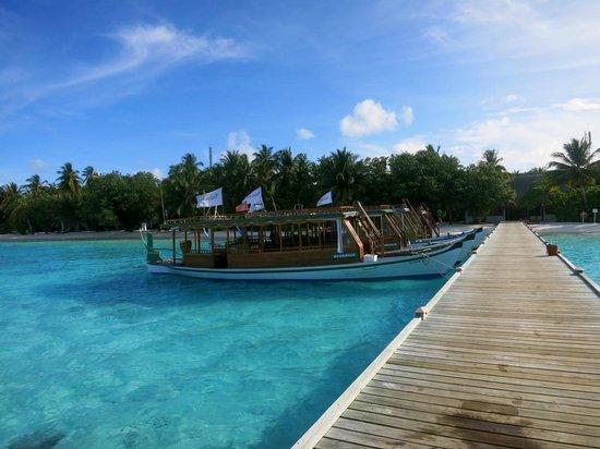 Vakarufalhi Island Resort: Vakarufalhi