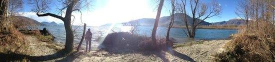 La Locanda al Lago: una bellissima spiaggia di sabbia bianca a due passi dalla locanda