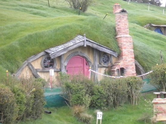 Broadway Motel & Miro Court Villas: Hobbiton