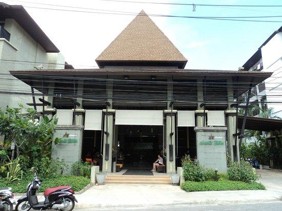 Ananta Burin Resort: Entrée