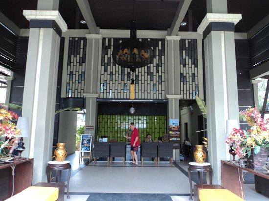 Ananta Burin Resort: Accueil