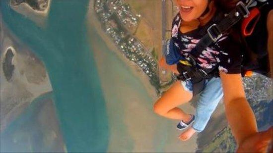 Skydive Ballistic Blondes Whangarei: amazing