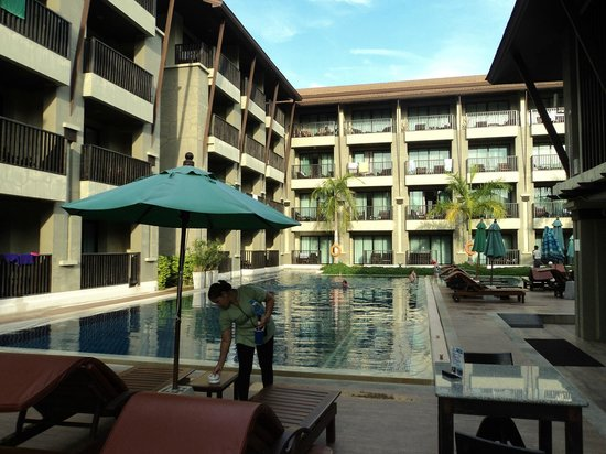 Ananta Burin Resort: Piscine