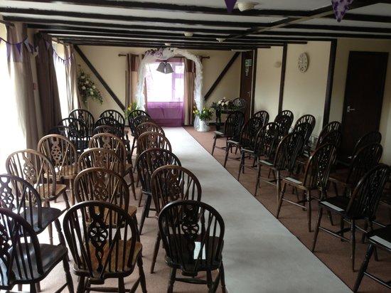 Three Wells Hotel: the service