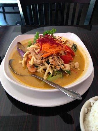 My Mom's Thai Kitchen