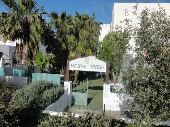 Hostal Tarba: seconda entrata hotel