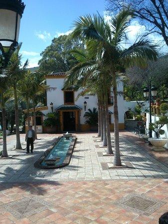 Jardin Botanico Molino de Inca: office