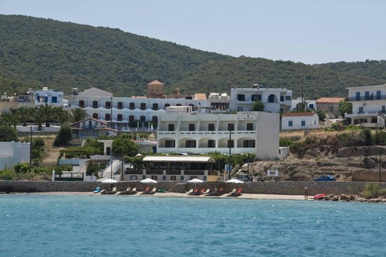 Megalochori, Grecja: Theris Hotel