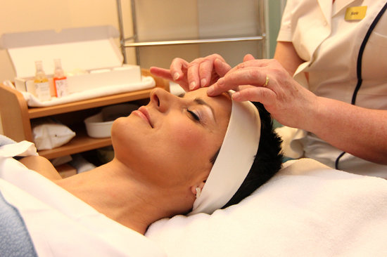 Villa Savoy Spa Park Hotel: Beauty treatment