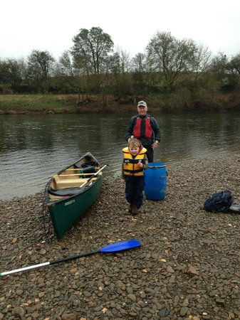 Ross on Wye Canoe Hire - Day Trips: Tea Time