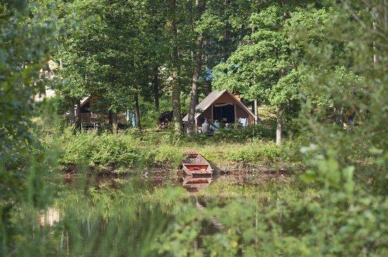 Village Huttopia Senonches