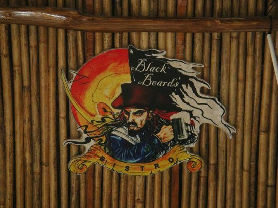 Blackbeard's Bistro: Black Beard