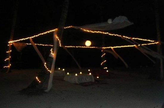 Blackbeard's Bistro: Beautiful outdoor seating