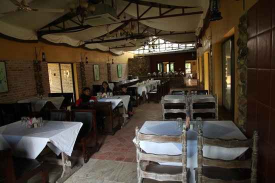 Maruni Sanctuary Lodge: Best food