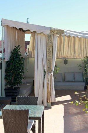 Riad Chayma: Terrace