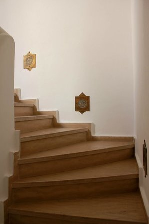 Riad Chayma: Stairs to terrace