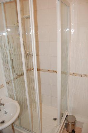 Compton House: Room 4 shower room