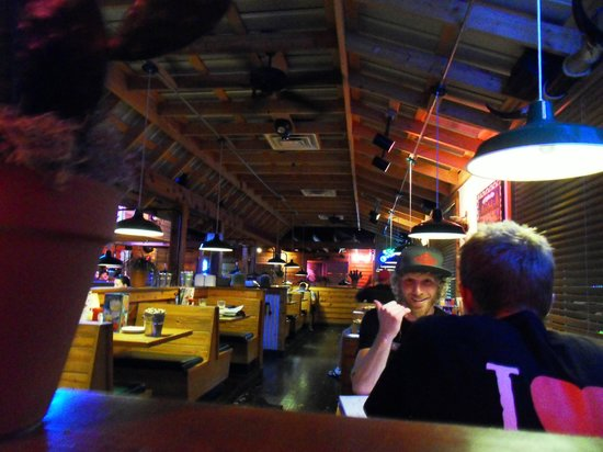 Texas Roadhouse: Lokal