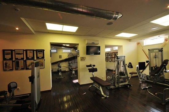 Rowing Hotel (Academia Remigum) : Fitness room