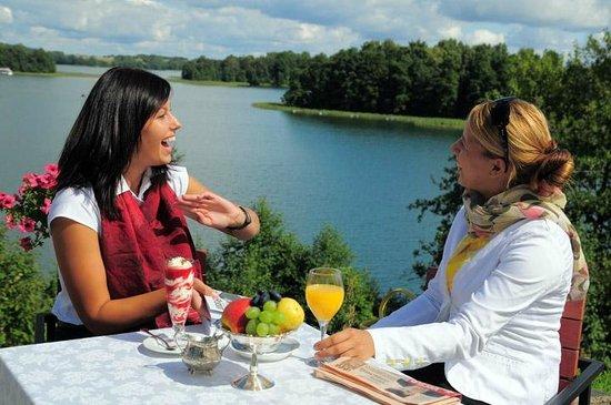 Rowing Hotel (Academia Remigum) : Lake view