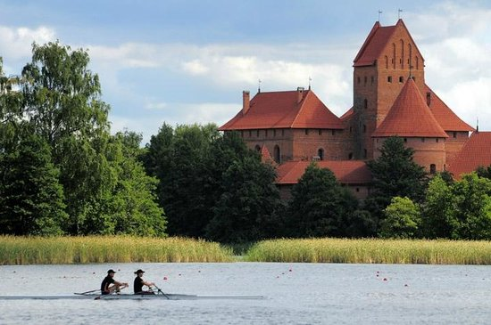 Rowing Hotel (Academia Remigum) : Rowing lessons