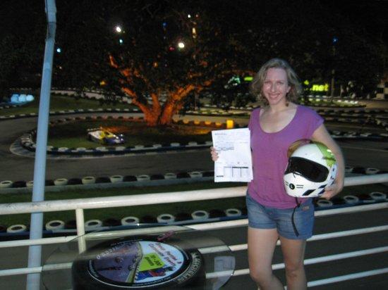 Easykart Pattaya: Winning statistics