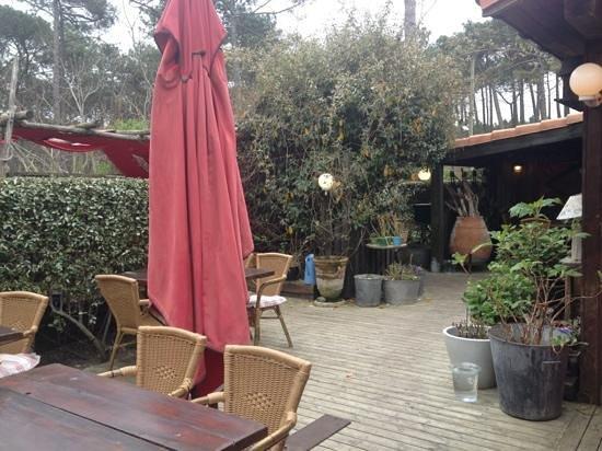 Foto de Le Petit Nice Sud, PylasurMer salon de jardin  TripAdvisor