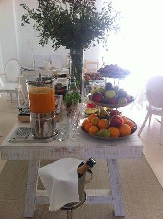 Es Mares Hotel&Spa: breakfast