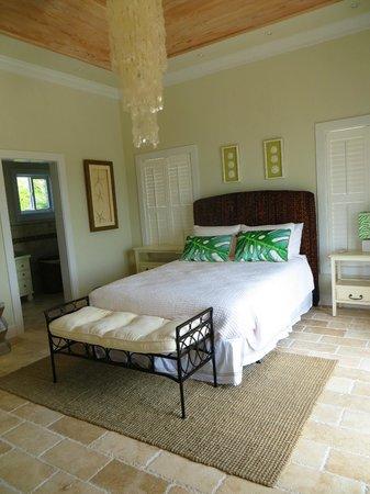 Palm Top Villas : bedroom