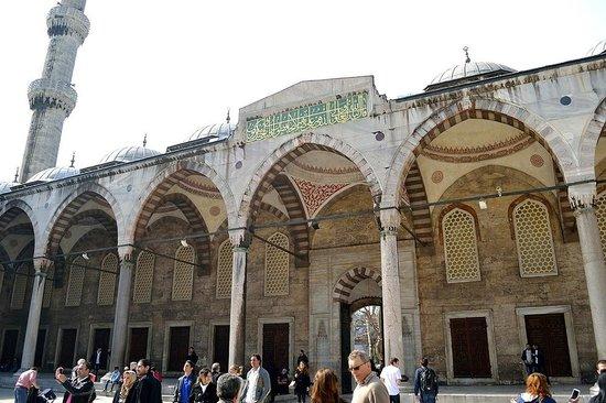 Sultan Ahmet Camii (Blue Mosque - Bild von Blaue Moschee (Sultan-Ahmed-Mosche...