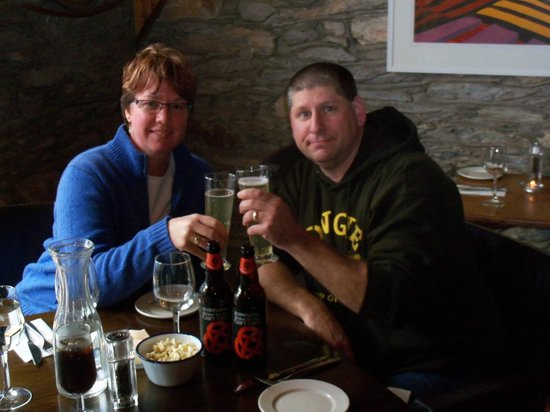 No 35: Toasting our 25th anniversary, in Ireland